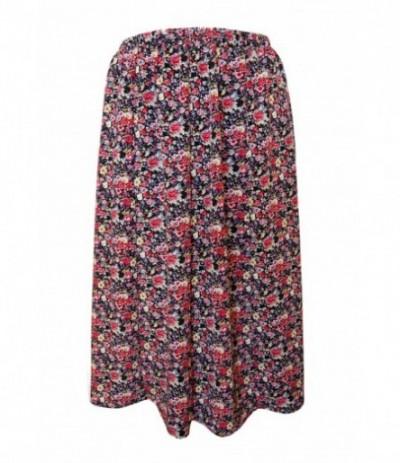 spódnica damska domi-kwiaty