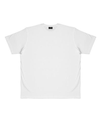 ESP T015 T-shirt męski biały duże rozmiary