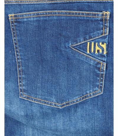 OST 248 Spodenki męskie krótkie jeansowy duże rozmiary