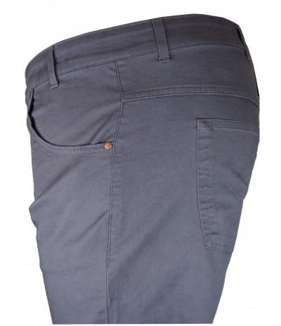 DIV 554 Spodnie męskie  szary duże rozmiary