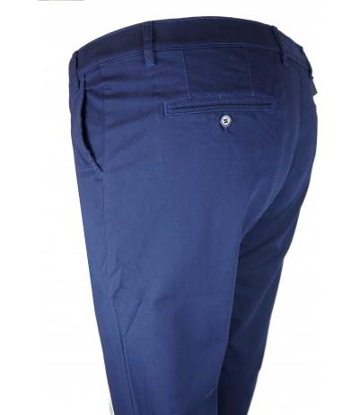 OST 19 Spodnie męskie chinosy granatowy duże rozmiary