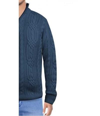 FOR 350-672 Sweter męski duże rozmiary