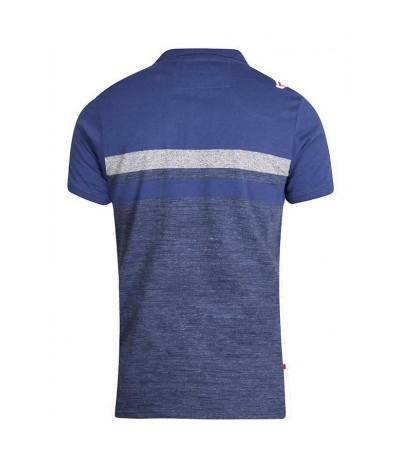 LAWSON  Koszulka polo c-niebieski duże rozmiary