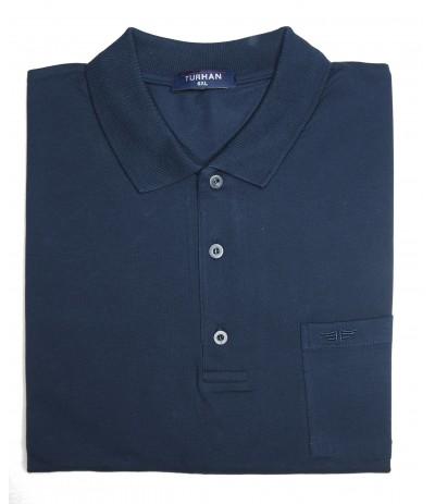 9092 Koszulka polo  duże rozmiary