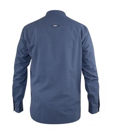 MELBOURNE Koszula męska krata duże rozmiary