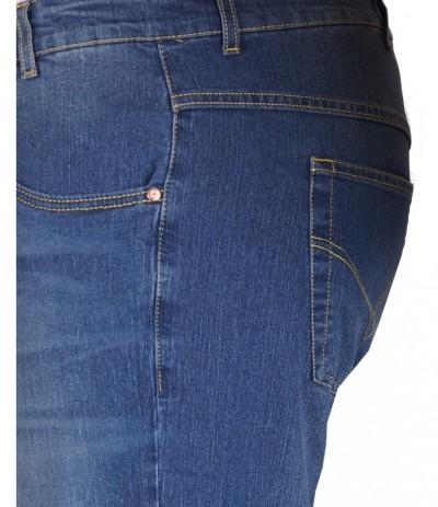 DIV 545 Spodnie męskie jeans duże rozmiary