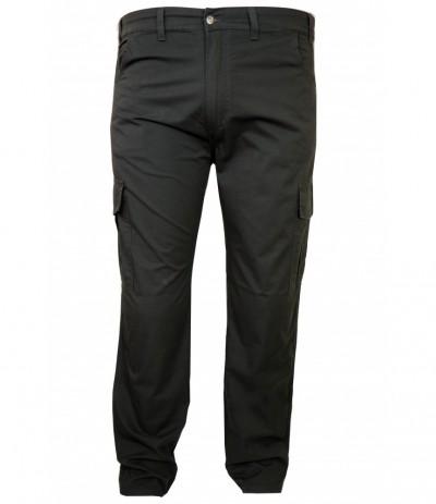 DIV 200 Spodnie męskie bojówki duże rozmiary